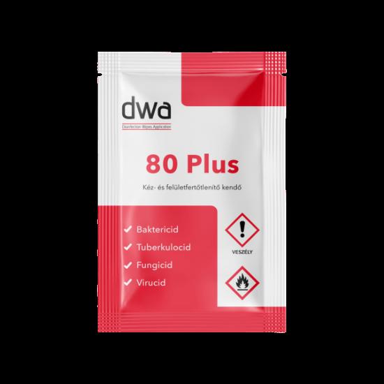 DWA 80 plus -cartons de 500...
