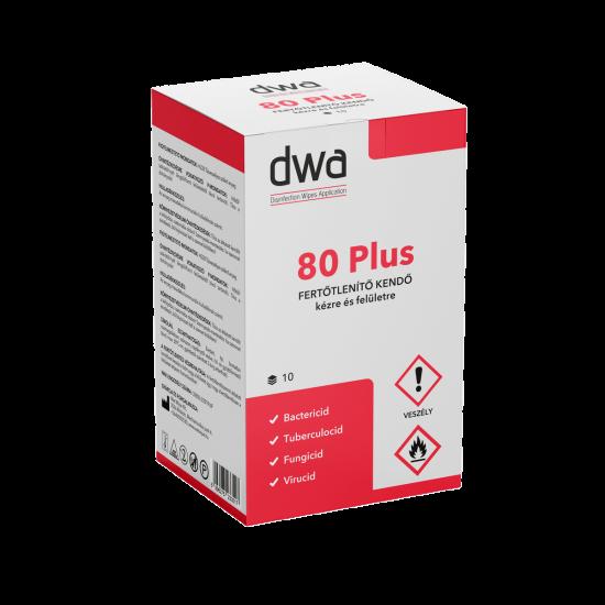 DWA 80 plus - 3 boites de...