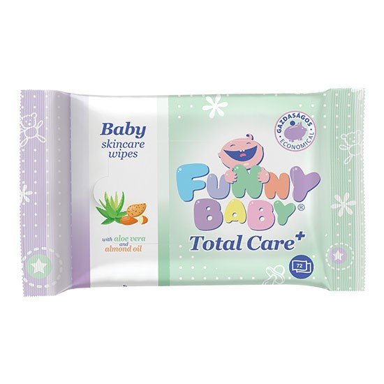 Lingettes funny baby soin...